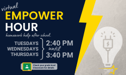 Empower Hour is Back!