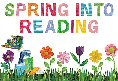Lalor's Spring Reading Challenge!