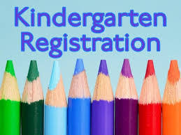 Kindergarten 2021-2022 Registration Information