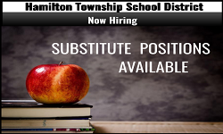 Substitute Positions Available